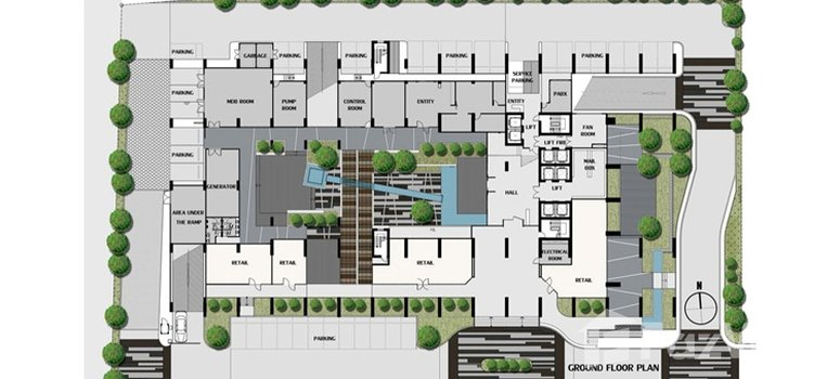 Master Plan of SYM Vibha-Ladprao - Photo 1