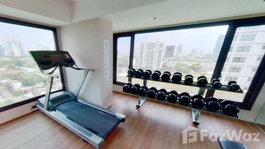 3D Walkthrough of the Gym commun at Prive by Sansiri