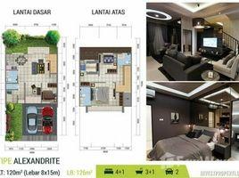 5 Bedrooms House for sale in Legok, Banten The Golden Stone Serpong