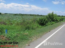 Kandal Kampong Samnanh Land For Sale N/A 土地 售