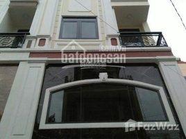 4 Phòng ngủ Nhà mặt tiền bán ở Phường 25, TP.Hồ Chí Minh Nhà mới DT 60m2, lửng + 2 lầu + sân thượng, HXH 5m Xô Viết Nghệ Tĩnh, gần 4 trường đại học
