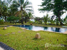 4 Bedrooms Villa for sale in Khok Kloi, Phangnga Beachfront 4 Bedroom Villa on 3 Rai 1- Ngan Land Natai Beach