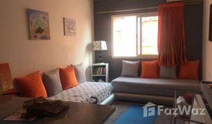 1 غرفة نوم بنتهاوس للبيع في NA (Menara Gueliz), Marrakech - Tensift - Al Haouz Appartement à louer meublé une chambre à Victor Hugo