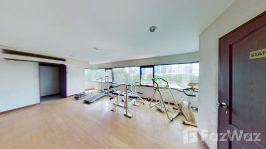 3D Walkthrough of the Communal Gym at 49 Suite