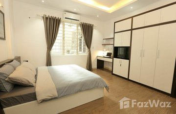 Apartment in Hoang Hoa Tham Street Alley 189 in Cong Vi, Hanoi