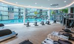Communal Gym at Chateau In Town Charansanitwong 96/2