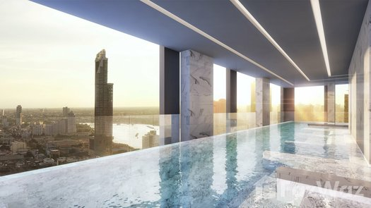 Photos 1 of the Communal Pool at Altitude Symphony Charoenkrung