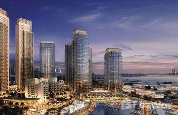 Harbour Views 1 in Creek Beach, Dubai