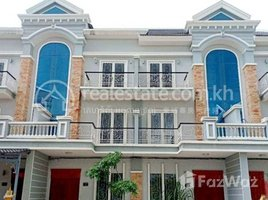 4 Bedrooms House for rent in Svay Pak, Phnom Penh Borey Peng Huoth : The Star Premier
