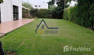 4 Bedrooms Villa for sale in Na Agdal Riyad, Rabat Sale Zemmour Zaer