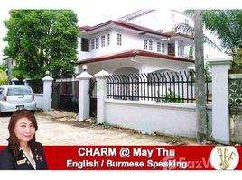 ဒေါပုံ, ရန်ကုန်တိုင်းဒေသကြီး 3 Bedroom House for rent in Yangon တွင် 3 အိပ်ခန်းများ အိမ်ခြံမြေ ငှားရန်အတွက်