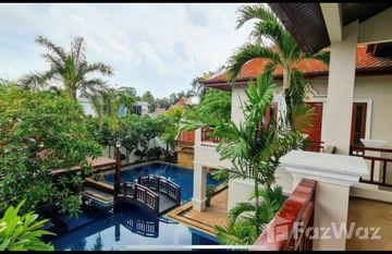 Temple Lake Villas in Huai Yai, Pattaya