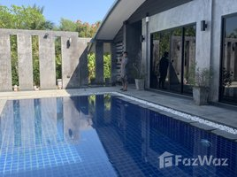 3 Bedrooms House for rent in Chai Sathan, Chiang Mai House with private pool in Chai sathan