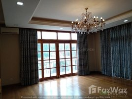 5 Bedrooms Property for rent in Bahan, Yangon 5 Bedroom House for rent in Yangon