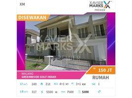 5 Bedrooms House for sale in Pakis, East Jawa Greenwood Golf Indah, Malang, Jawa Timur