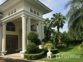 5 Bedrooms Villa for sale in Bang Khae Nuea, Bangkok Granada pinklao