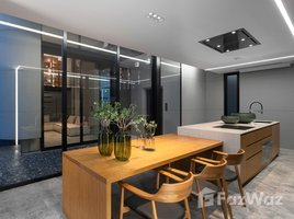 3 Bedrooms House for sale in Thung Wat Don, Bangkok Newly Built Modern House in Sathorn