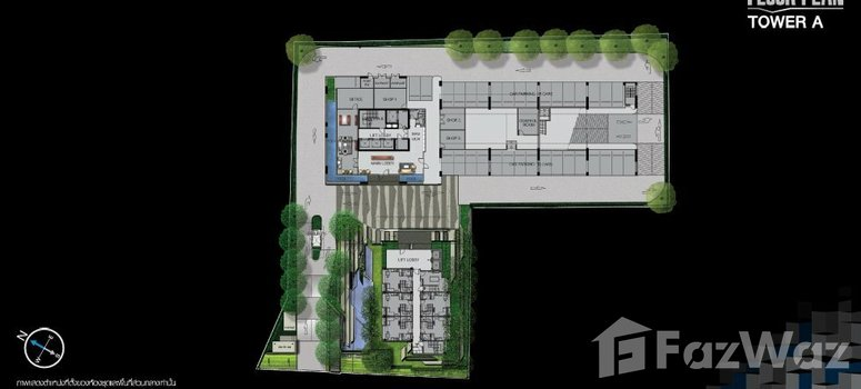Master Plan of Centric Sathorn - Saint Louis - Photo 1