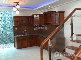 4 Bedrooms House for sale in Hiep Thanh, Ho Chi Minh City Bán nhà 1 trệt lửng 2 lầu (4x15m) giá 4.1 tỷ (TL), đường 7m, Hiệp Thành 13, P. HT, Q12