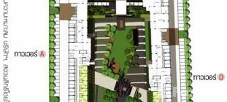 Master Plan of Lumpini Place Ratchayothin - Photo 1
