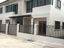 2 Bedrooms Townhouse for sale in Bang Khem, Phetchaburi 2 Storey Townhouse in Khao Yoi