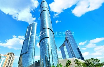Sun Tower in Shams Abu Dhabi, Abu Dhabi
