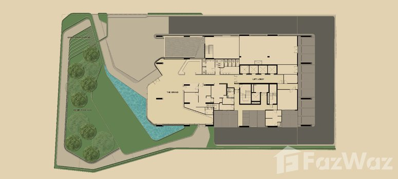 Master Plan of The ESSE At Singha Complex - Photo 1