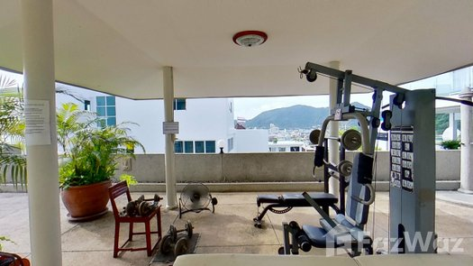 3D Walkthrough of the Communal Gym at Highland Residence