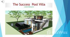 Available Units at The Success Villa
