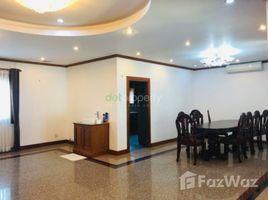 ເຮືອນ 5 ຫ້ອງນອນ ໃຫ້ເຊົ່າ ໃນ , ວຽງຈັນ 5 Bedroom House for rent in Donnokkhoum, Vientiane