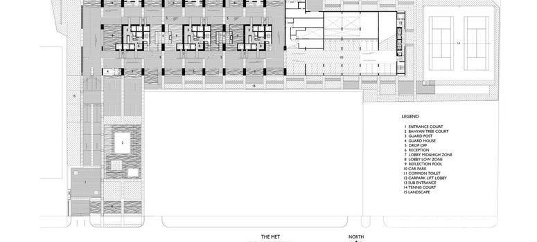 Master Plan of The Met - Photo 1