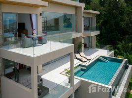 4 Bedrooms Villa for sale in Bo Phut, Koh Samui Spacious, Top-Tier 4-Bedroom Seaview Villa in Chaweng Noi