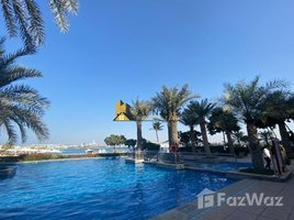 迪拜 Shoreline Apartments Al Nabat 1 卧室 房产 租