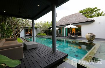 Anchan Villas II and III in Choeng Thale, Phuket