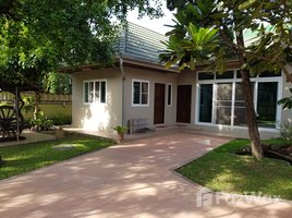 4 Bedrooms House for sale in Nong Hoi, Chiang Mai City Garden Home Chiang Mai