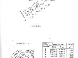 富安省 Ward 7 Bán nhà phố mặt tiền đường Bà Triệu - TP Tuy Hòa, Phú Yên 2 卧室 屋 售
