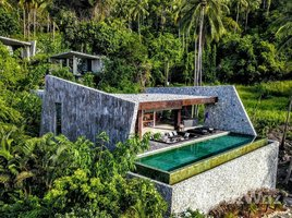 3 Bedrooms Villa for sale in Taling Ngam, Koh Samui 3-Bedroom Masterpiece of Design, Sunset Views in Taling Ngam
