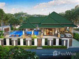 3 Bedrooms House for sale in Huai Yai, Pattaya Baan Dusit Pattaya Hill 5
