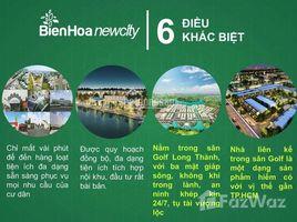 同奈省 Phuoc Tan Chính chủ bán lô biệt thự Biên Hòa New City, đất nền sổ đỏ, đầy đủ tiện ích, LH: 0985.694.795 N/A 土地 售