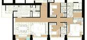Unit Floor Plans of The Met