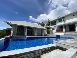8 Bedrooms Villa for sale in Lipa Noi, Koh Samui Big Seaview Villa in 12 Rai Land in Lipa Noi