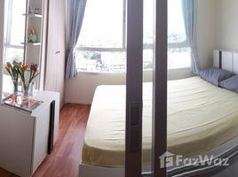 Studio Condo for rent in Nawamin, Bangkok Lumpini Park Nawamin-Sriburapha