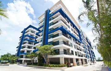 The Blue Residence in Nong Prue, Pattaya