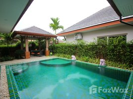 2 Bedrooms Villa for sale in Huai Yai, Pattaya Baan Dusit Pattaya Park