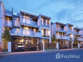 4 Bedrooms Townhouse for sale in Chak Angrae Kraom, Phnom Penh Woodland Residences