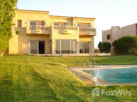 5 Bedrooms Villa for rent in The 5th Settlement, Cairo Katameya Hills