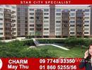 1 အိပ်ခန်း ကွန်ဒို for rent at in ဗိုလ်တထောင်, ရန်ကုန်တိုင်းဒေသကြီး - U570618