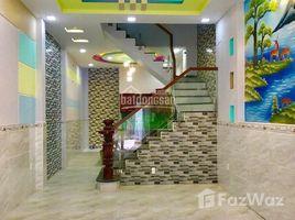 4 Bedrooms House for sale in Tan Tao, Ho Chi Minh City Bán nhà MT đường 55, 4x16m, 3.5 tấm,nhà mới 99%, vị trí đẹp, giá 7.2 tỷ, LH +66 (0) 2 508 8780 Nhứt