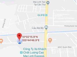 芹苴市 Long Hoa Bán nền 2 mặt tiền Làng Hoa Bà Bộ, Long Hòa, Bình Thuỷ, TPCT N/A 土地 售