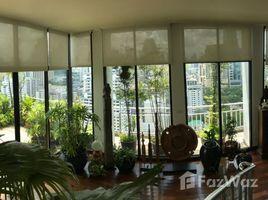 5 Bedrooms Penthouse for sale in Khlong Toei, Bangkok Lake Green Condominium